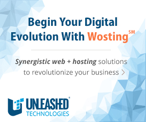 Unleashed Technologies Spotlight Ad