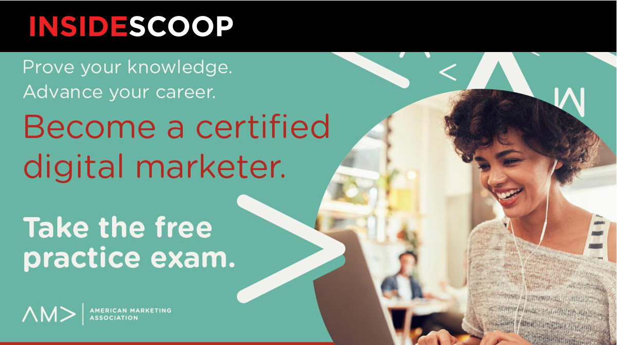 Prove your marketing skills with the ama professional marketer prove your marketing skills with the ama professional marketer certification xflitez Gallery
